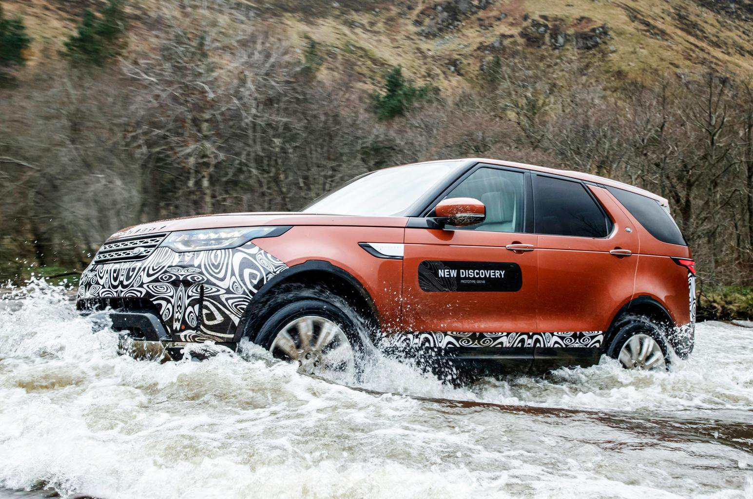 2017 Land Rover Discovery verdict and specs