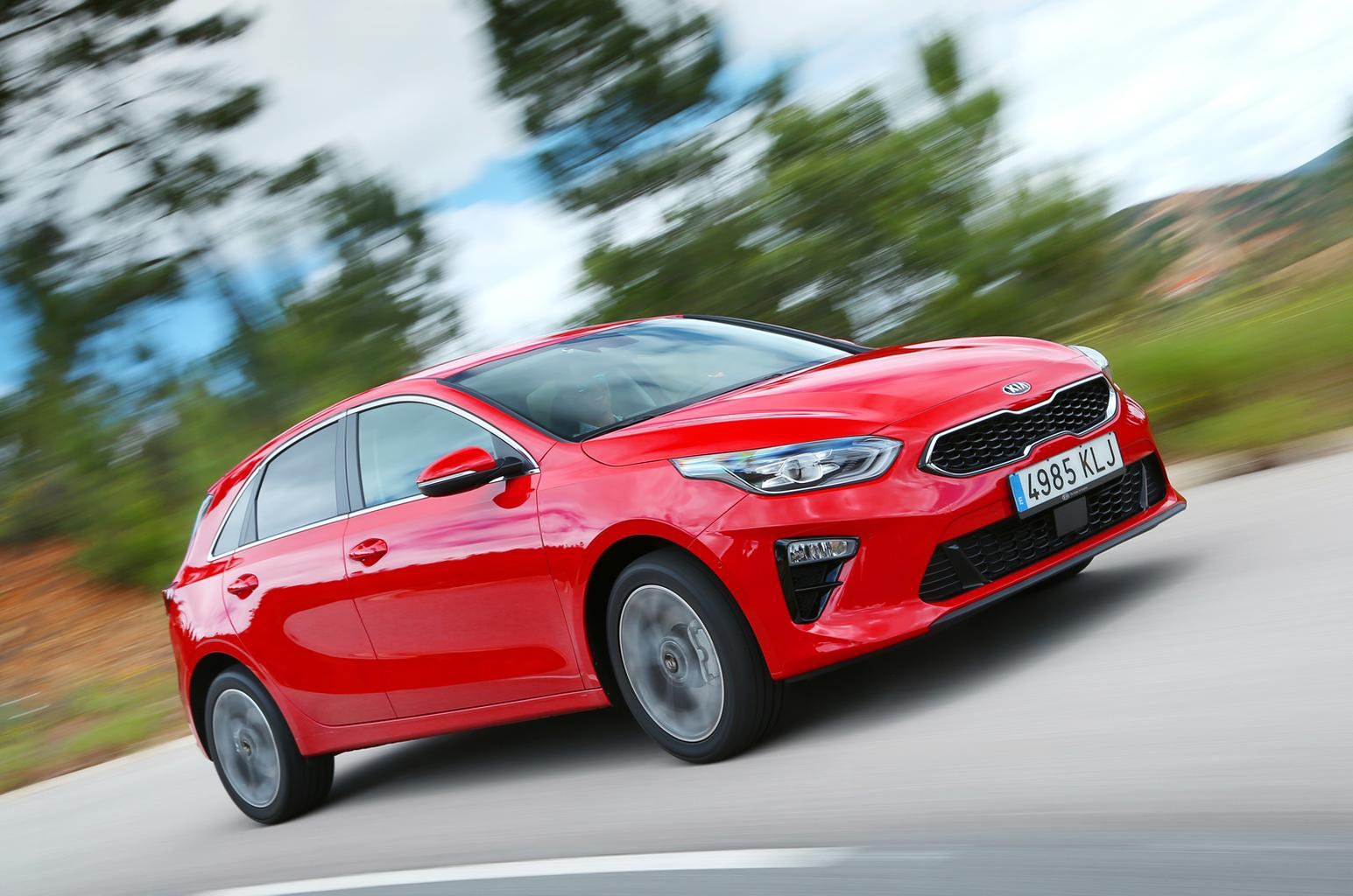 2018 Kia Ceed review – price, specs and release date