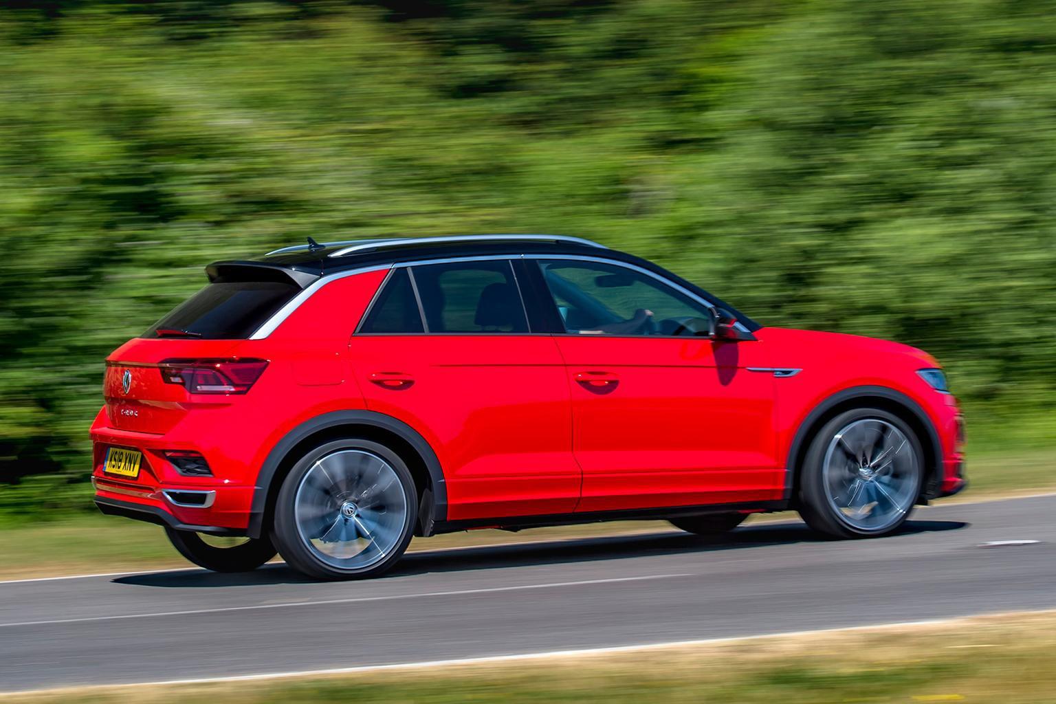 2018 Volkswagen T-Roc 1.5 TSI DSG R-Line verdict