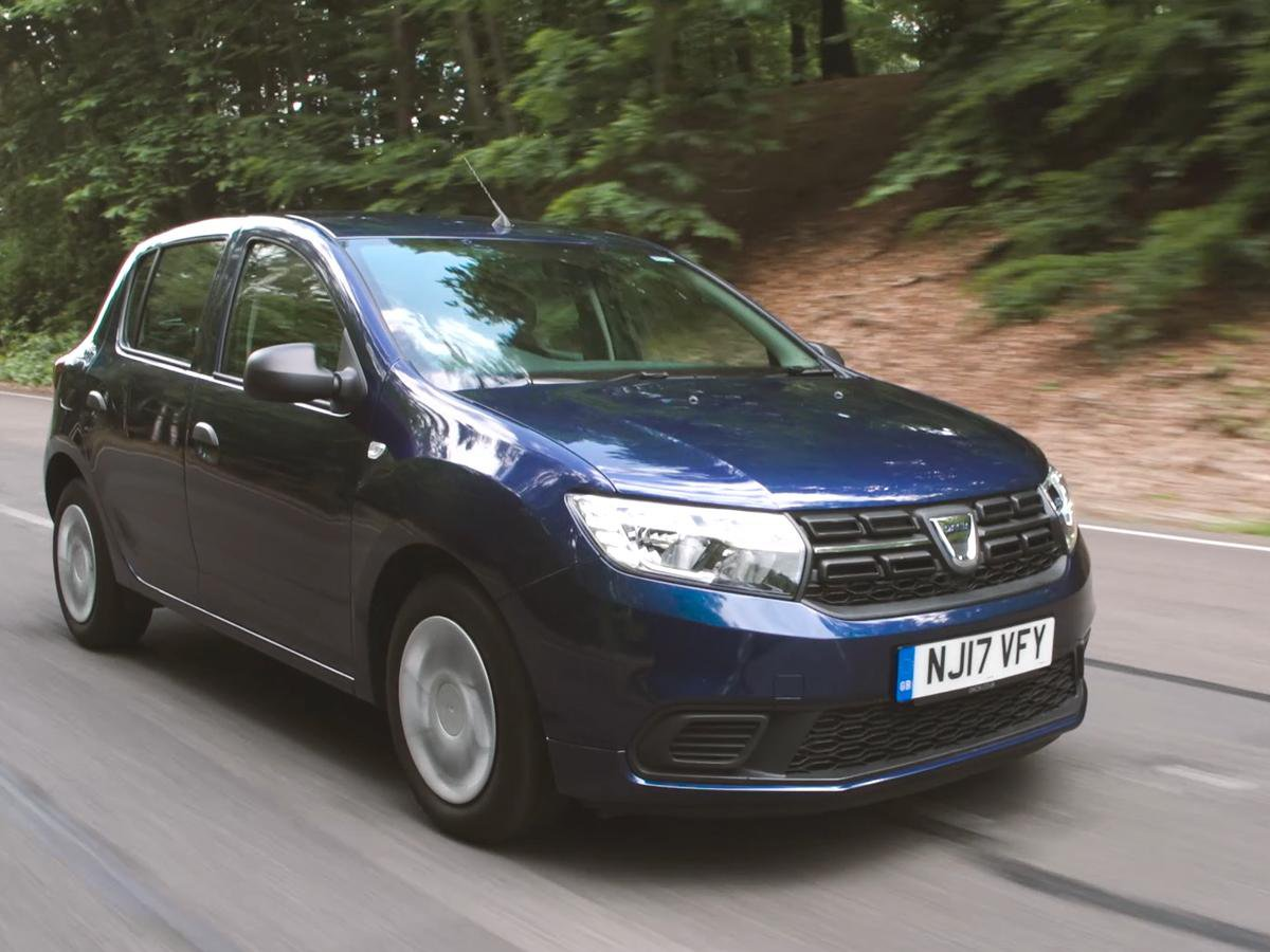 Promoted: Why the Dacia Sandero is an unbeatable package