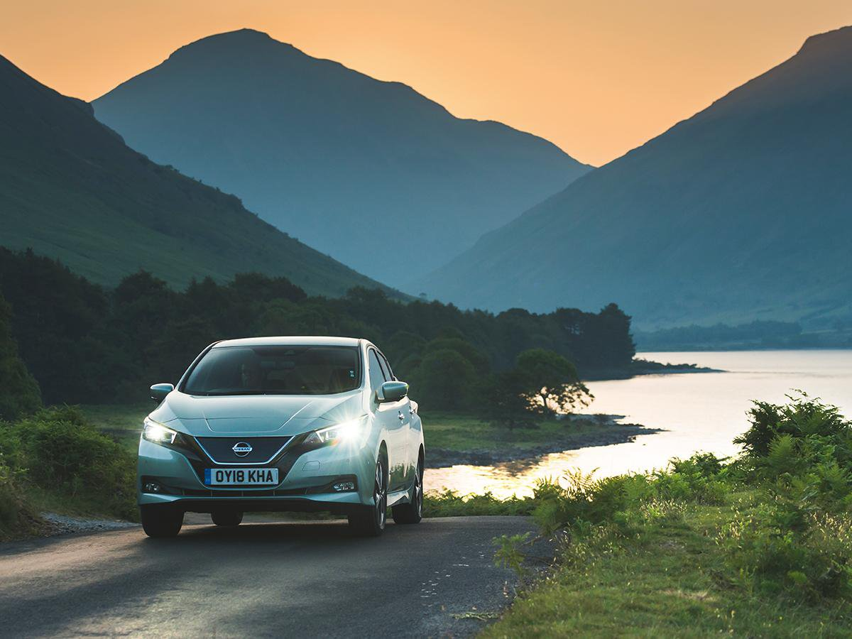 Promoted: Peak Performance with the New Nissan LEAF
