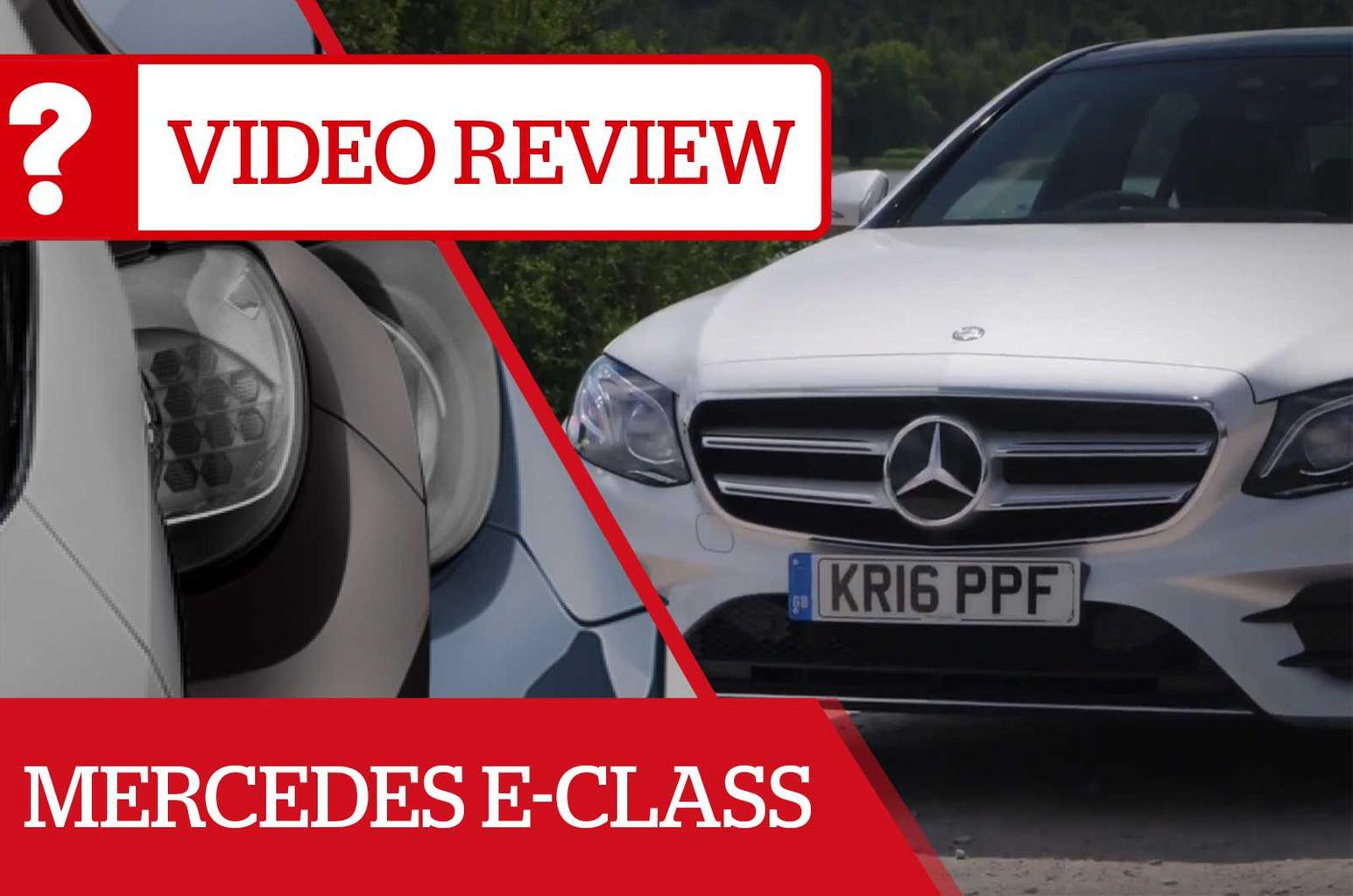 Video: Mercedes E-Class review