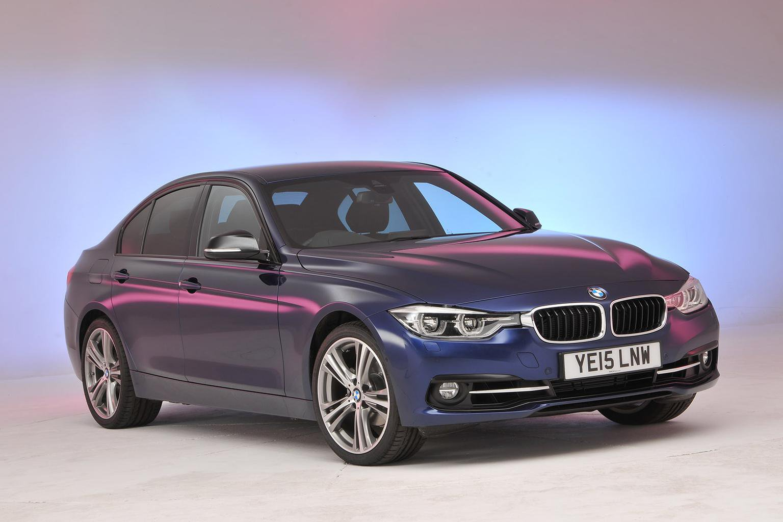 Deal of the Day: facelifted BMW 3 Series