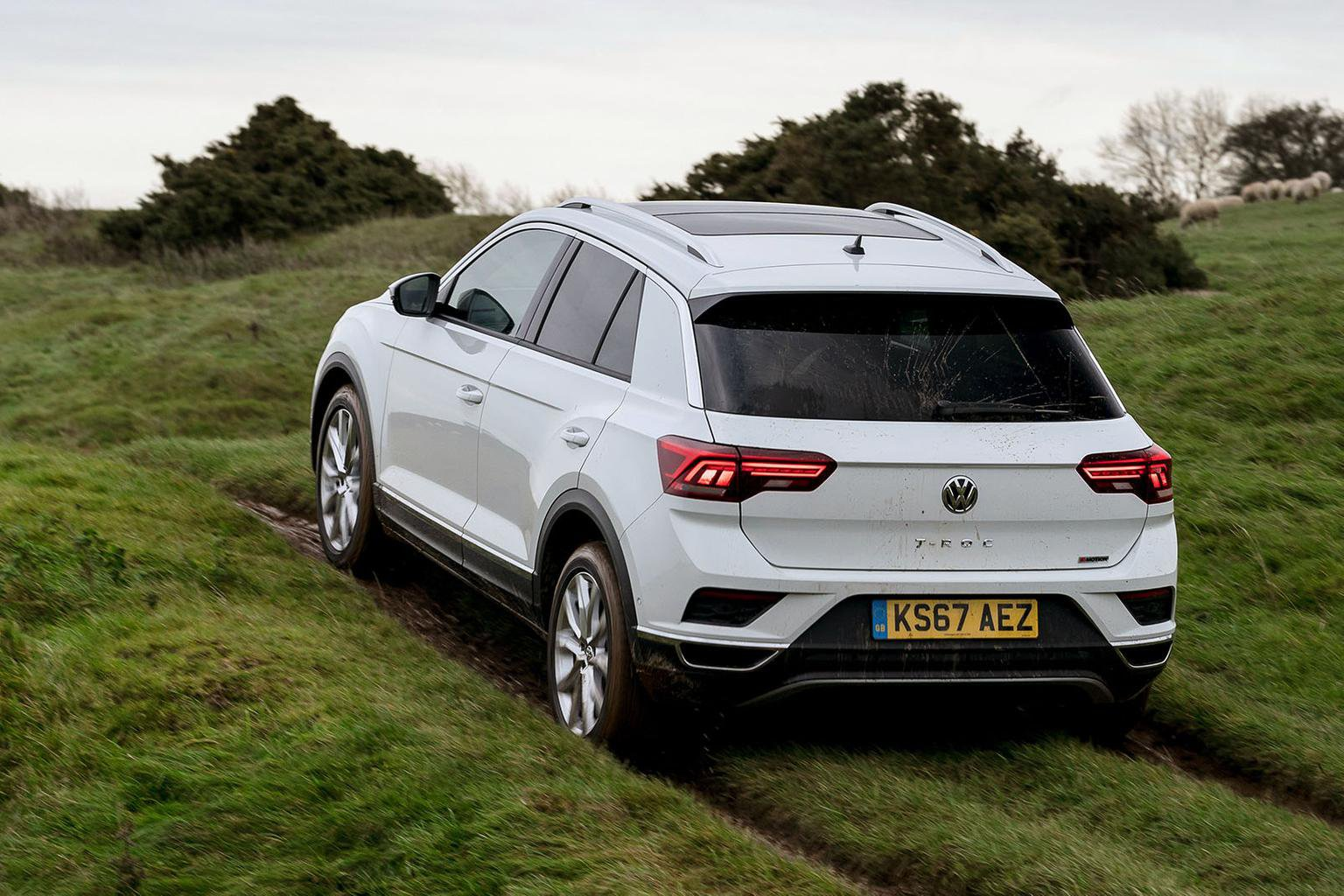 2018 Volkswagen T-Roc 2.0 TSI 190 review – verdict