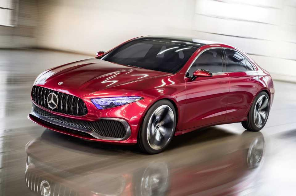 New Mercedes A Class Saloon Everything You Need To Know What Car