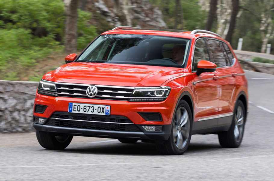 2017 Volkswagen Tiguan Allspace review – price, specs and release date