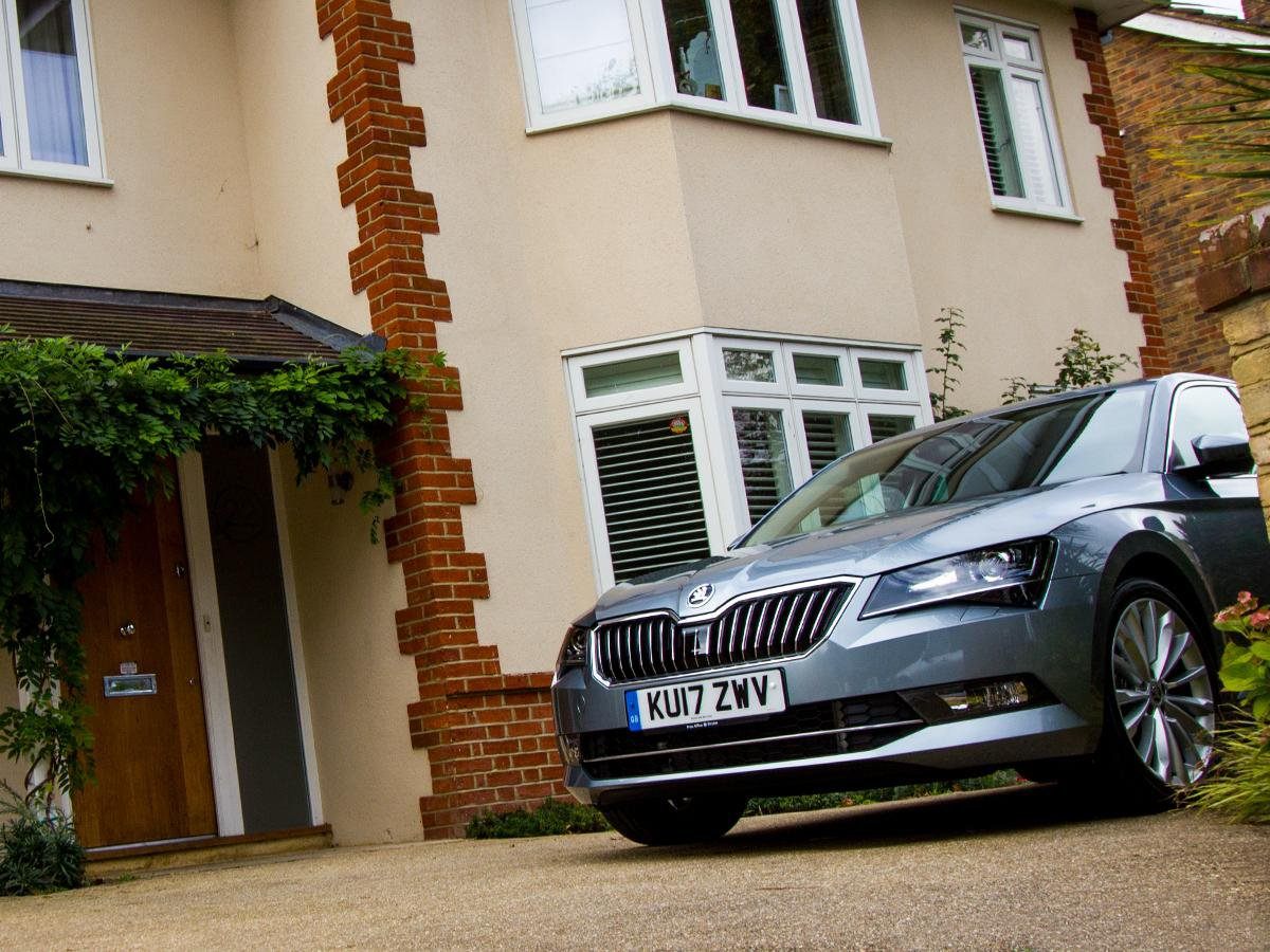 Promoted: The 2017 Skoda Superb – Nina's story