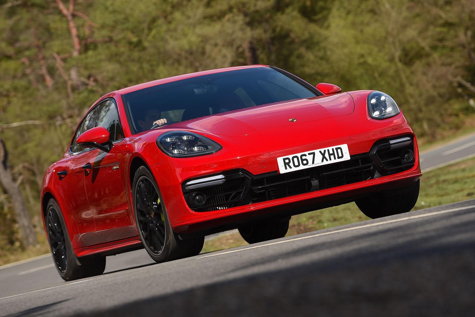 2018 Porsche Panamera Turbo S E Hybrid Review Price Specs And Release Date