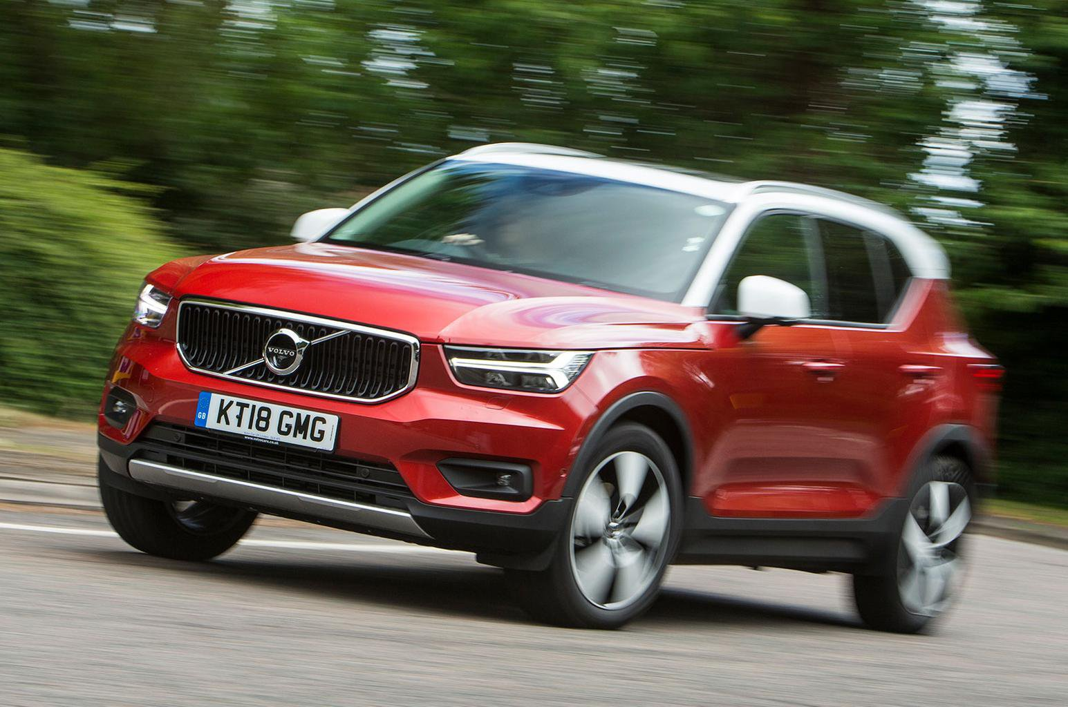 2018 Volvo XC40 T3 review – price, specs and release date