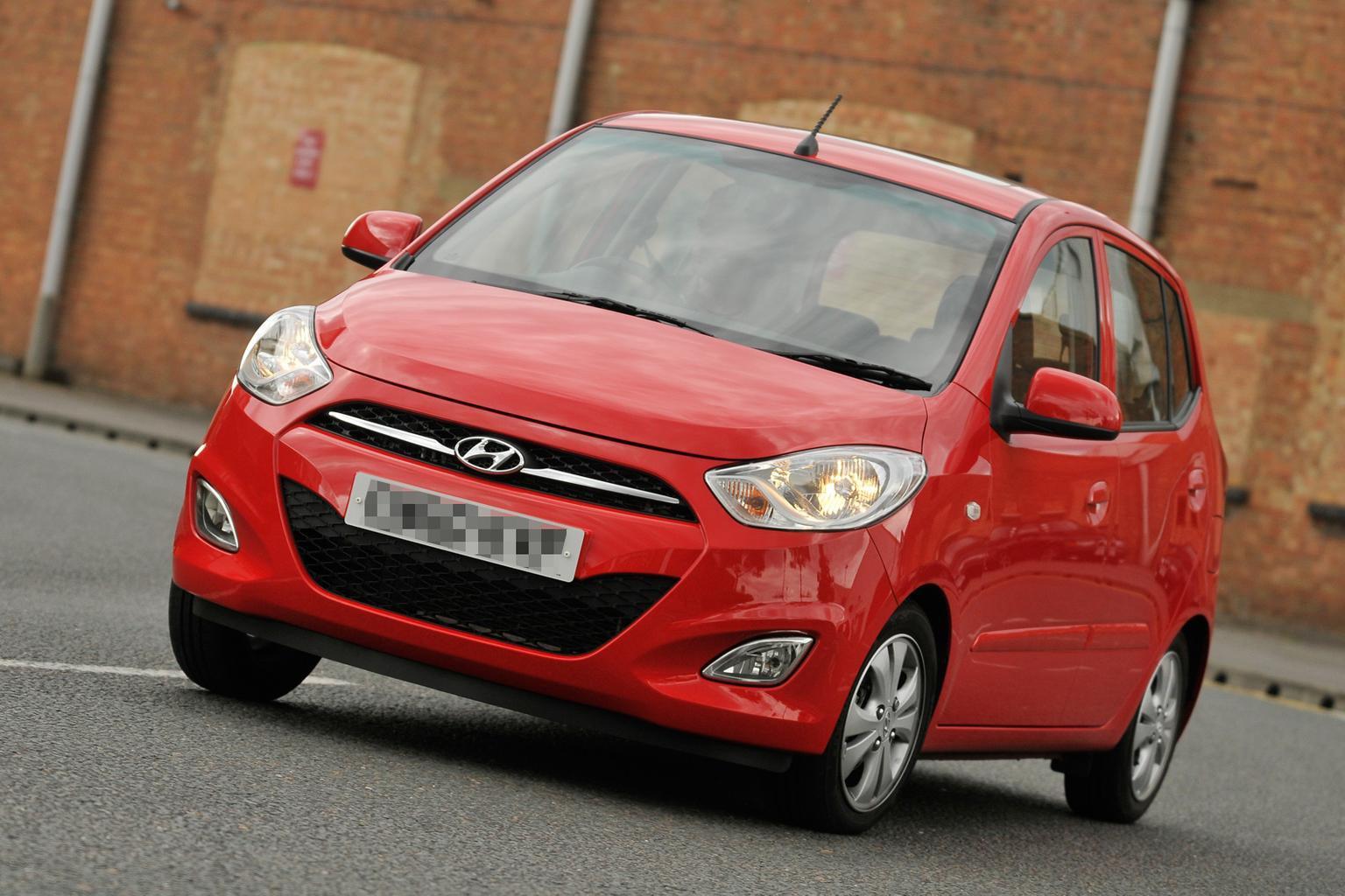 Hyundai i10 stock shortage problem