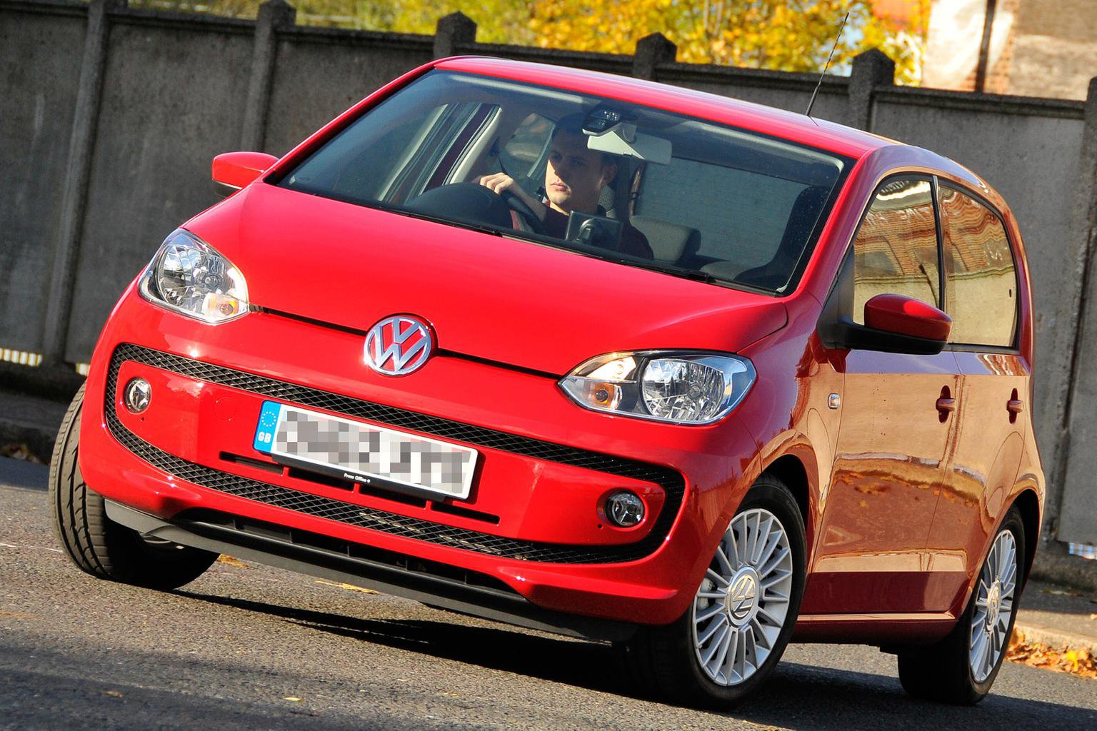 Volkswagen Up leasing problem