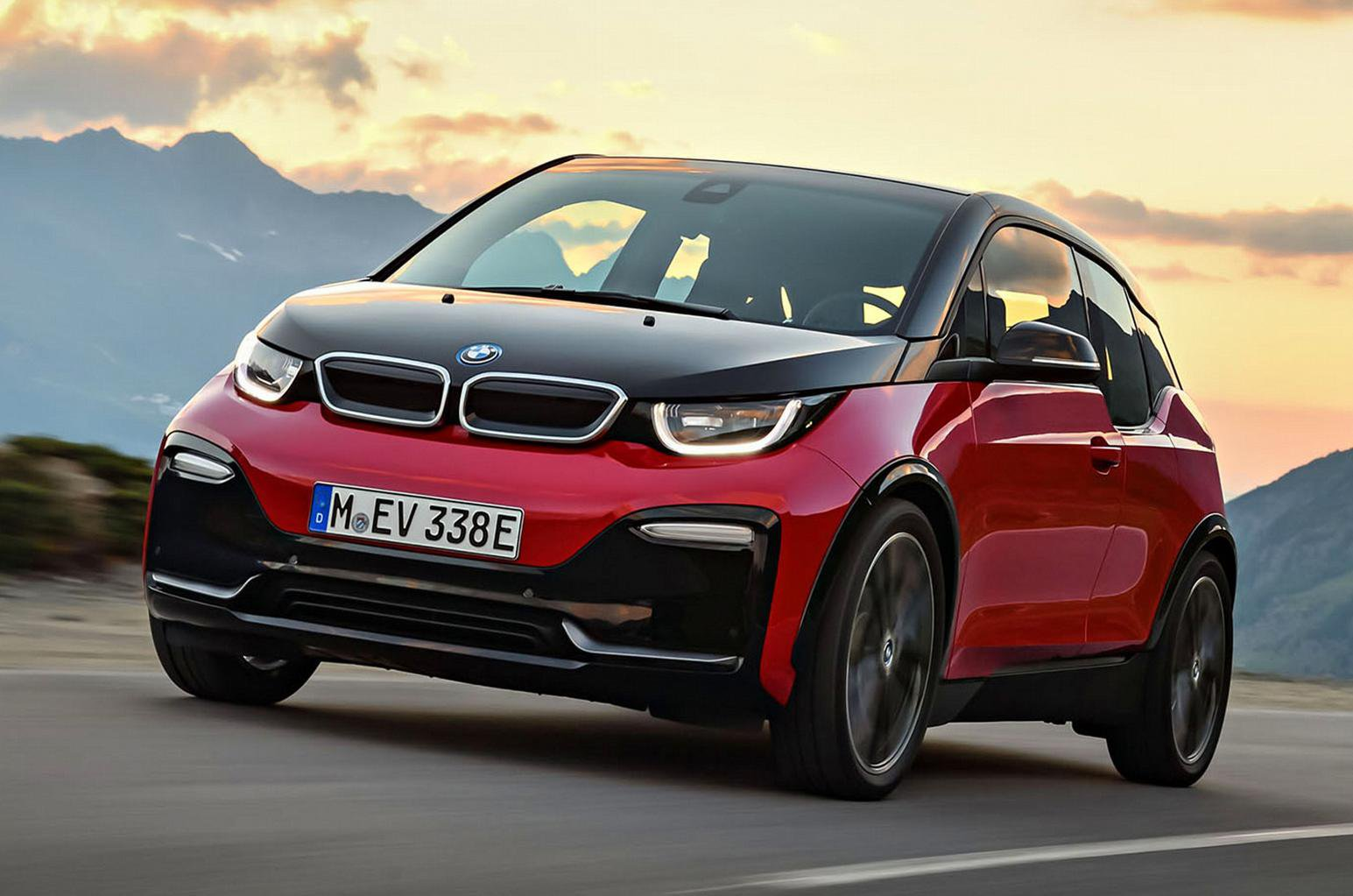 2018 bmw i3 and i3s pricing specs and release date. Black Bedroom Furniture Sets. Home Design Ideas