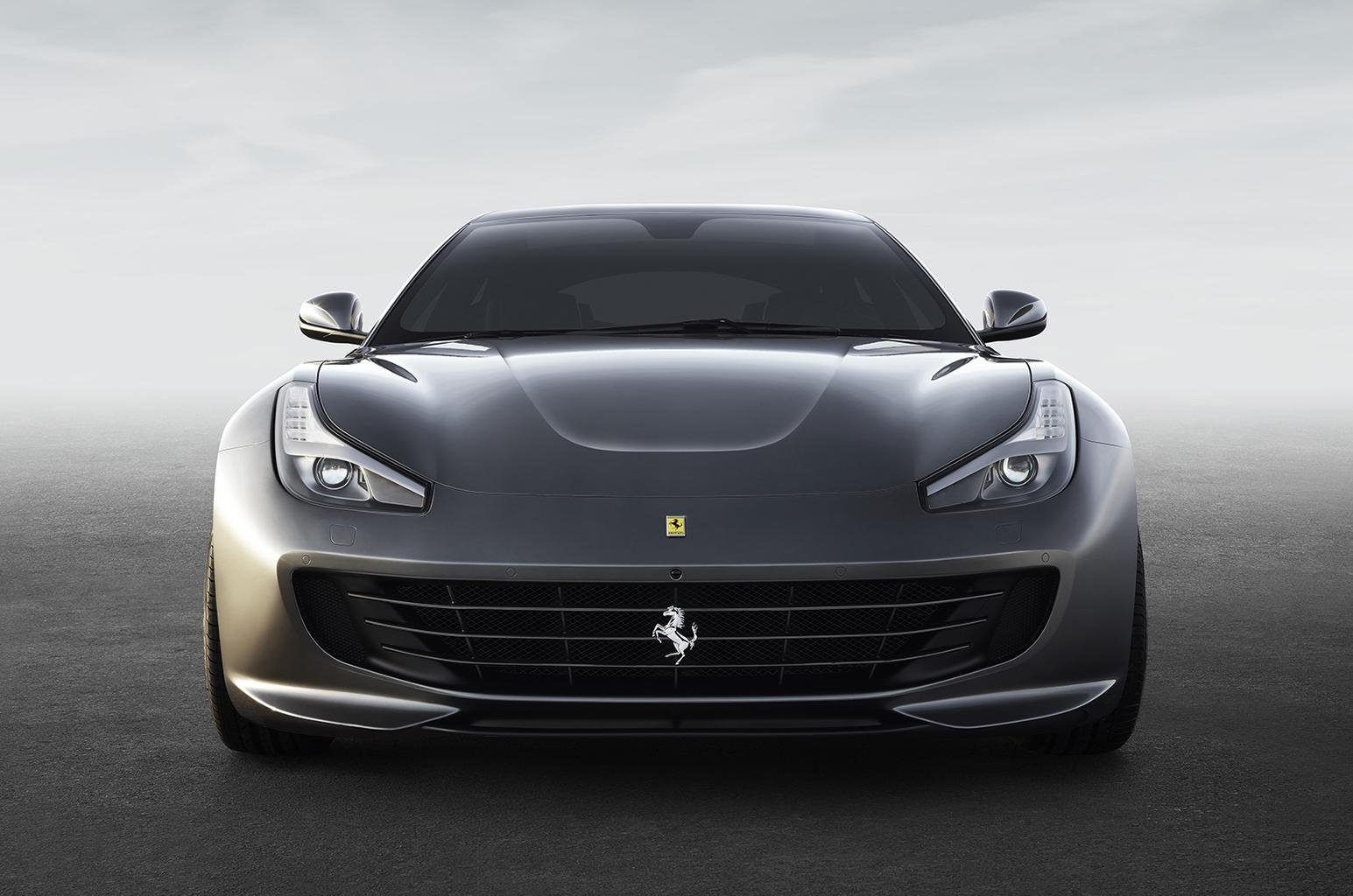 New Ferrari GTC4Lusso revealed