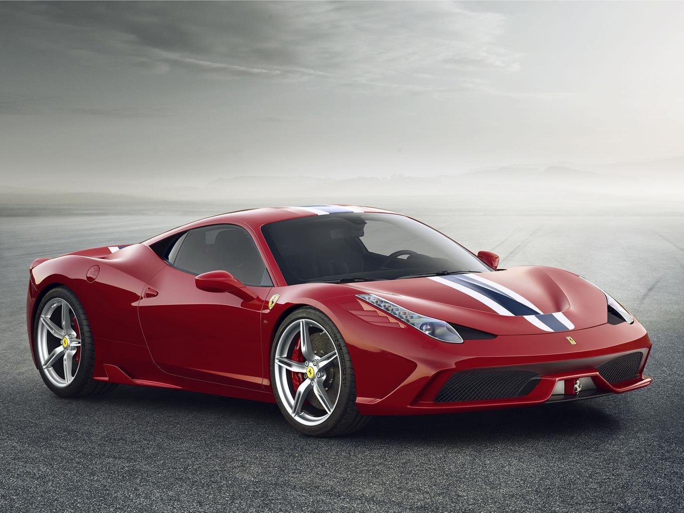 Ferrari 458 Speciale set for Frankfurt debut