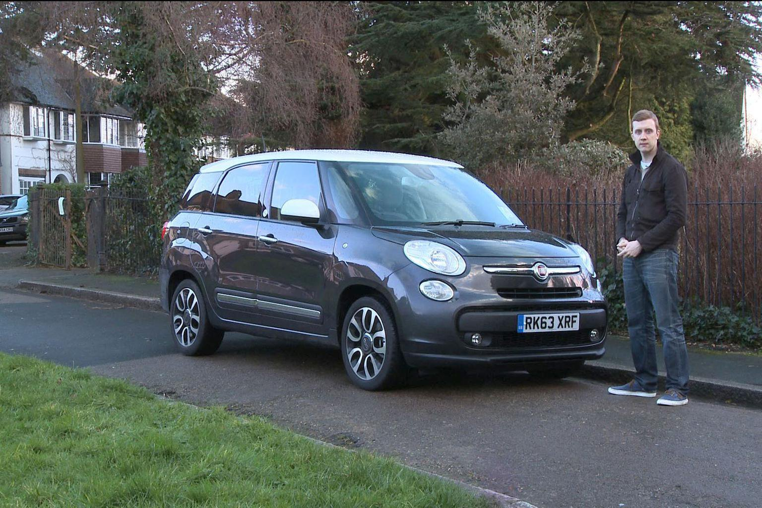 2014 Fiat 500L MPW video review