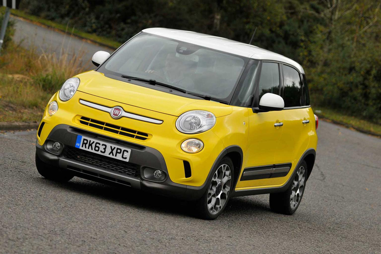 2013 Fiat 500l Trekking Review What Car