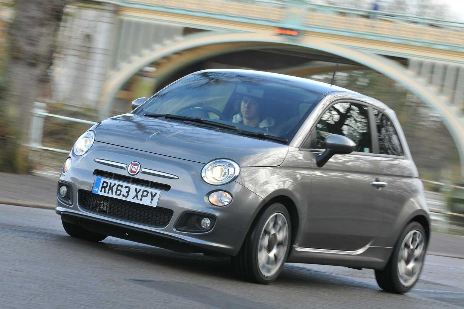 2014 Fiat 500S 0.9 Twinair review