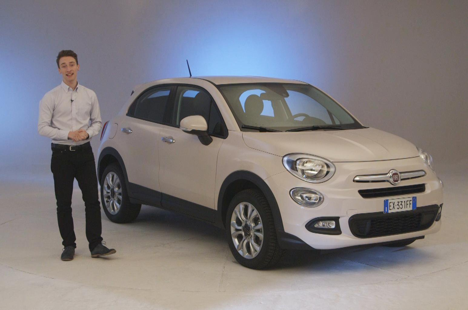2015 Fiat 500X - pictures, pricing, specs and our video