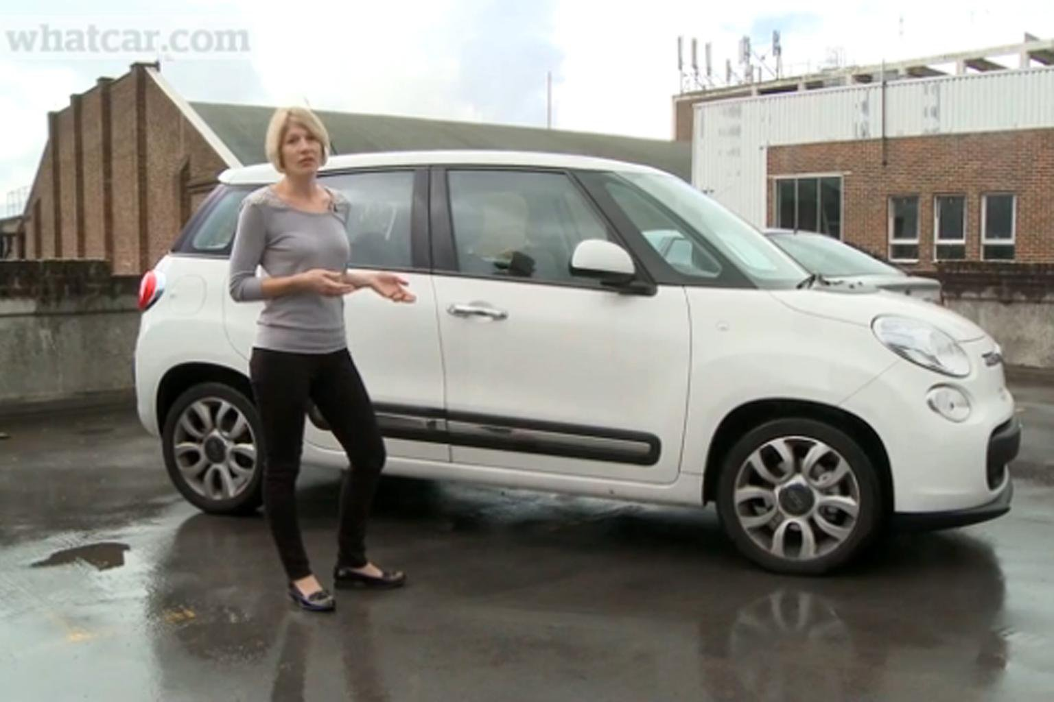 Our cars: Fiat 500L video review