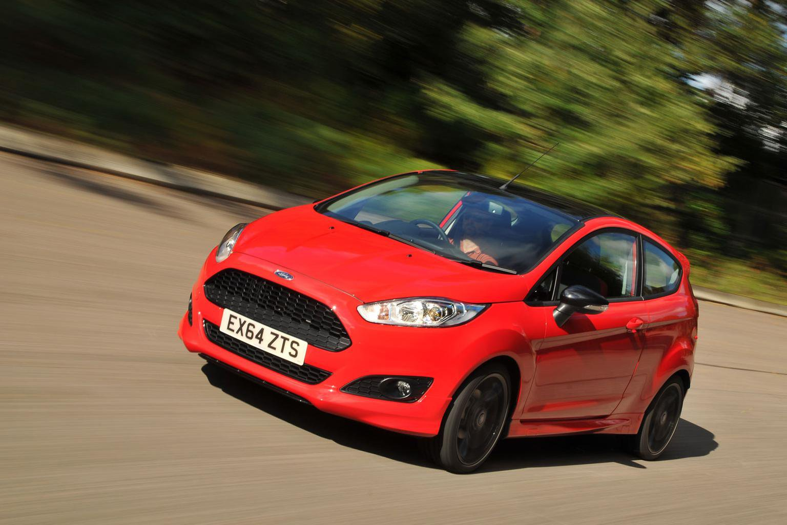 Deal of the Day: Ford Fiesta 1.0T Ecoboost 140 Zetec S Red Edition