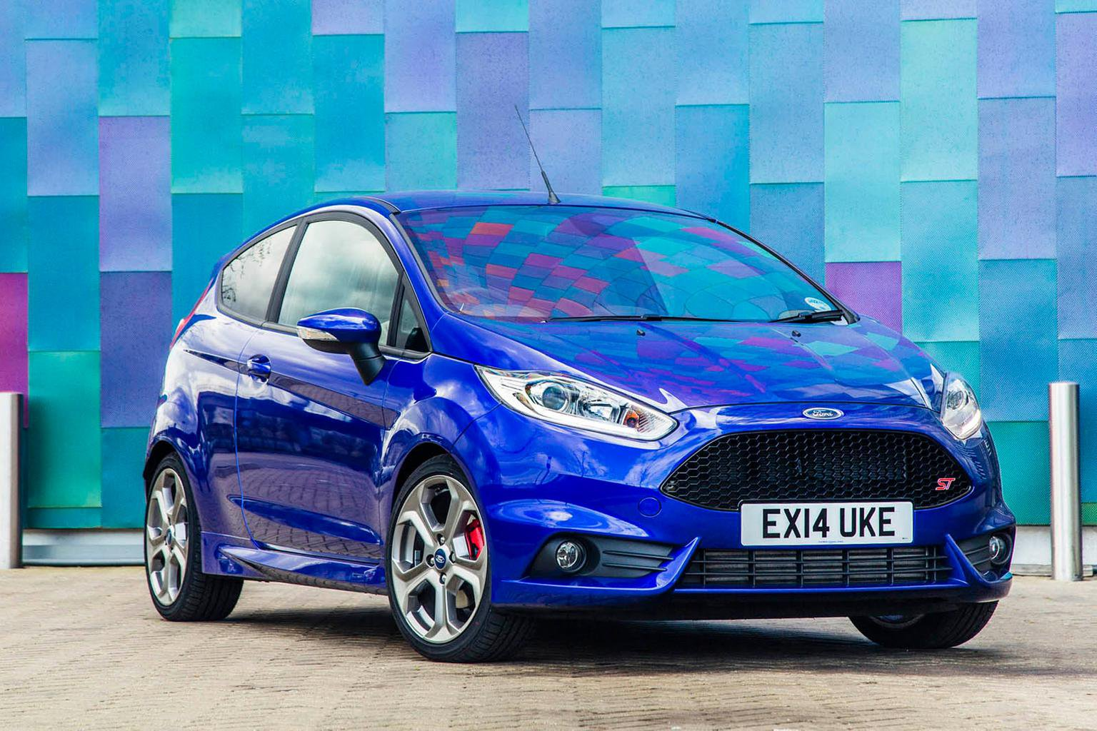 2014 Ford Fiesta ST-3 review