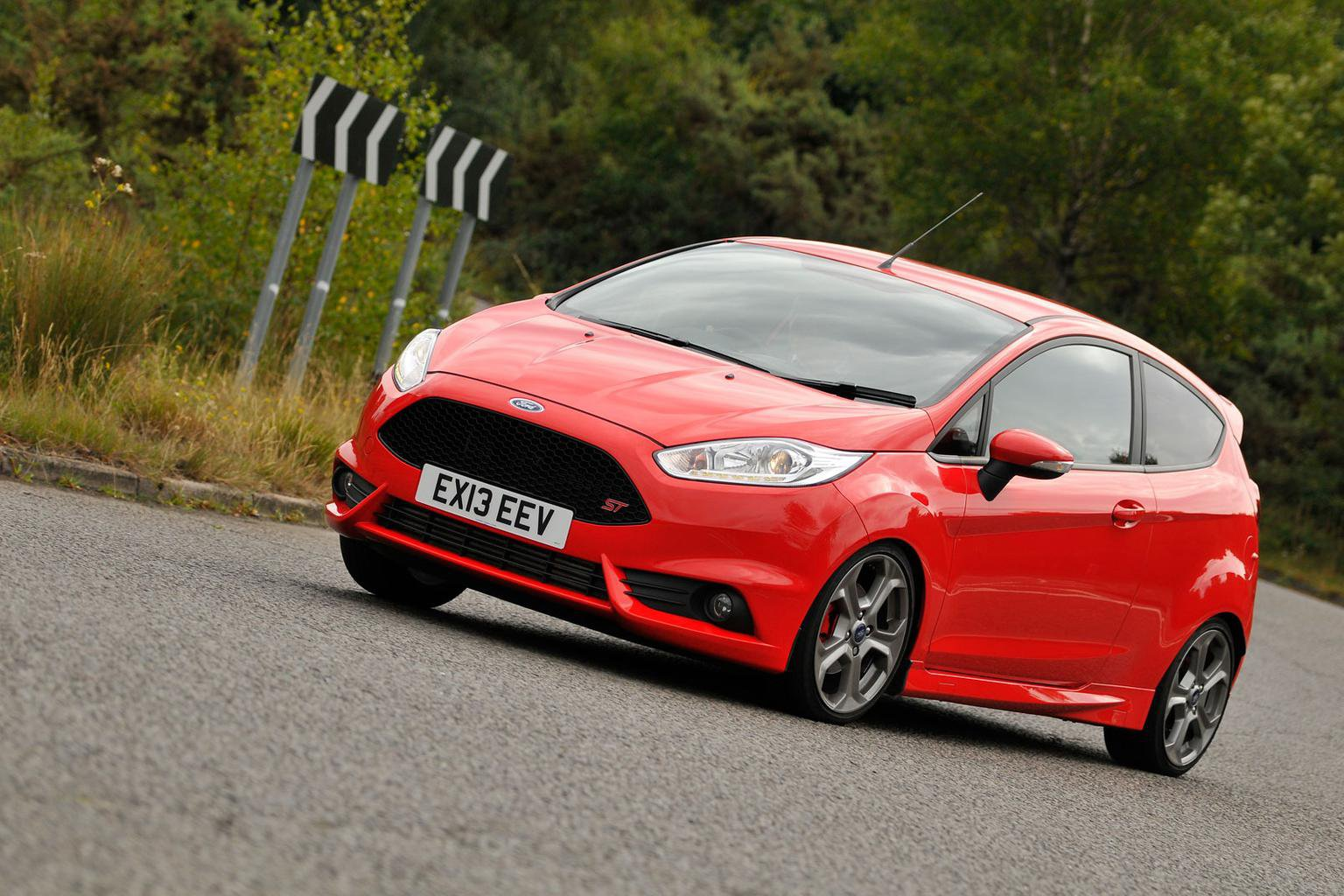 2013 Ford Fiesta Mountune review
