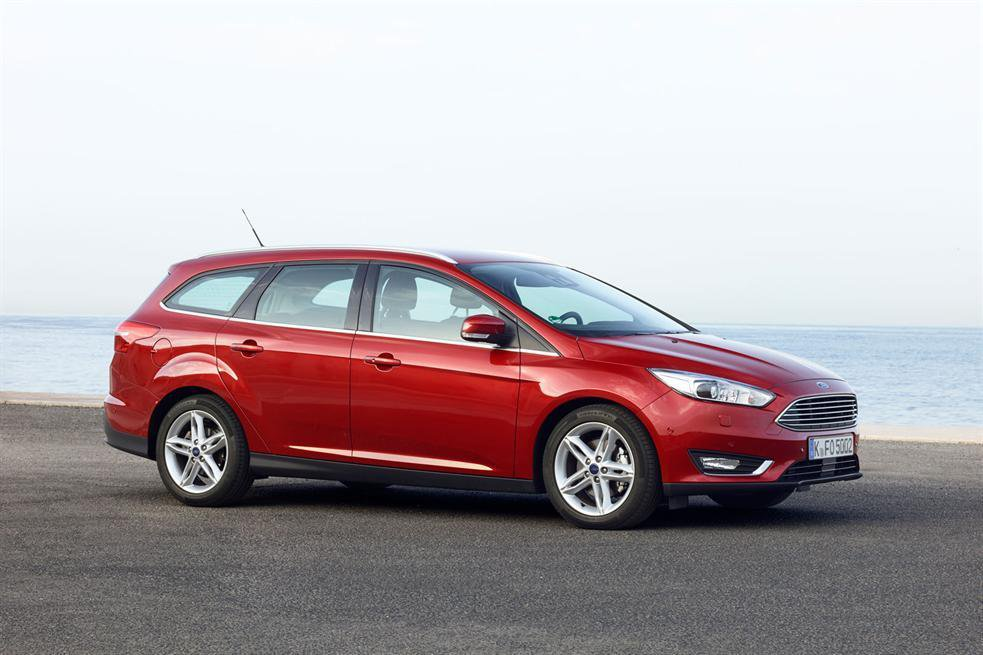 Deal of the Day: Ford Focus Estate