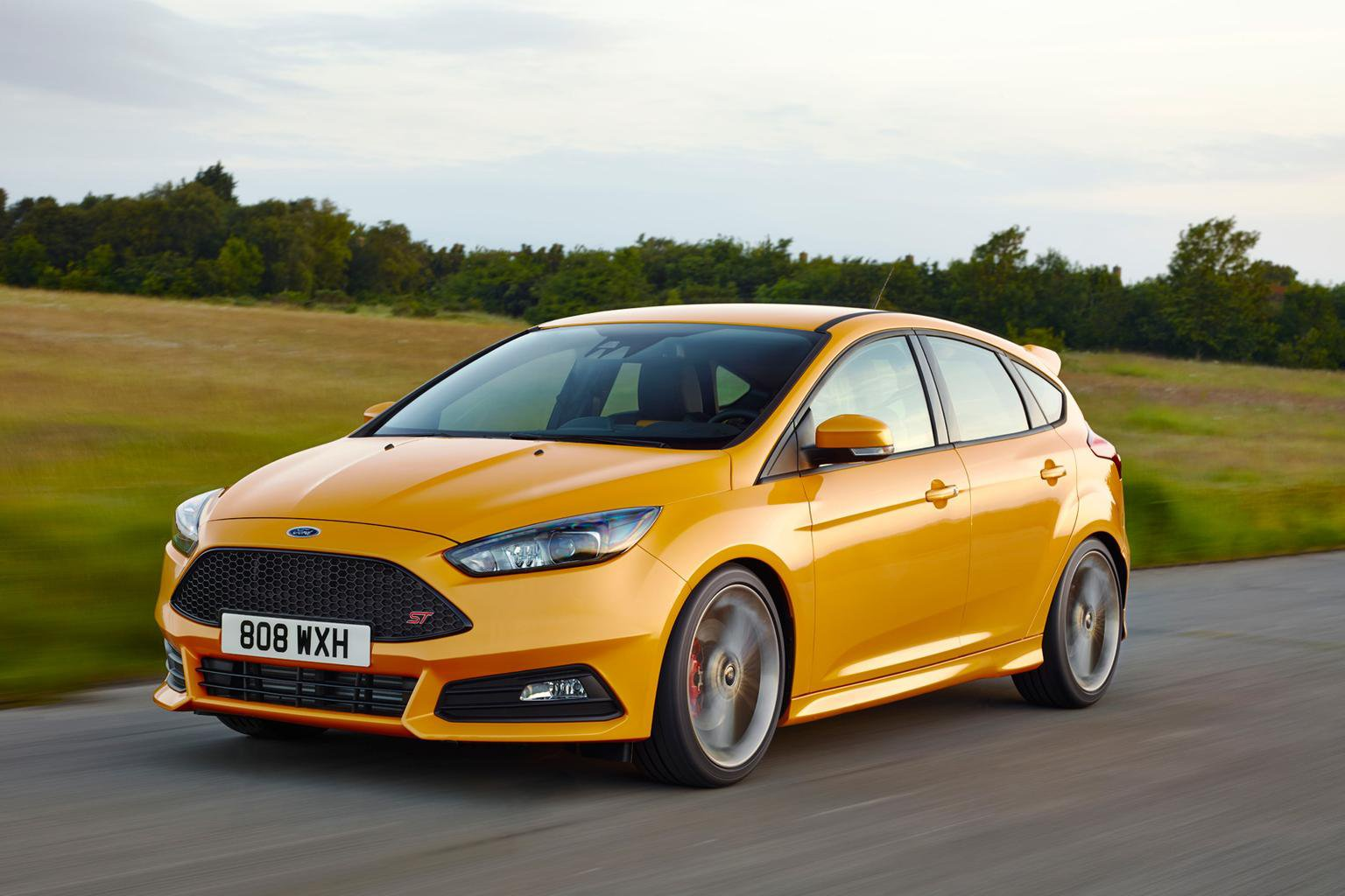 Deal of the Day: Ford Focus ST