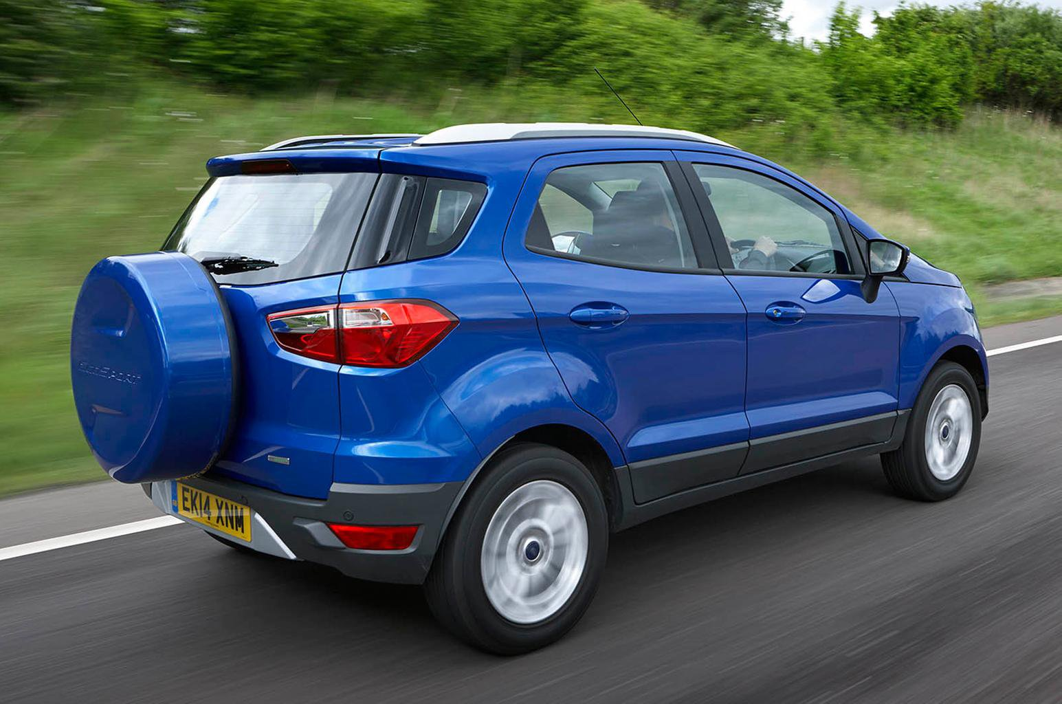 Ford Ecosport to be updated