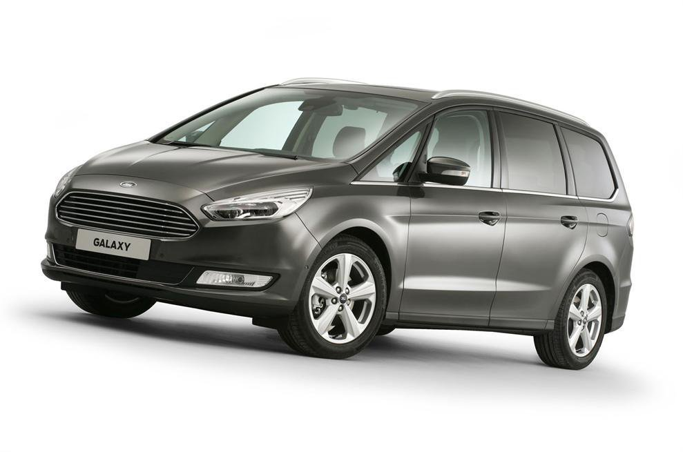 2015 Ford Galaxy - prices, specifications and engines