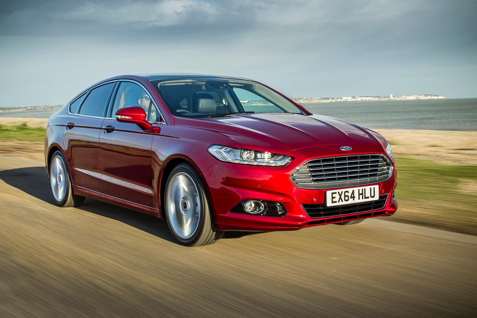 2015 Ford Mondeo 1.0 Ecoboost UK review