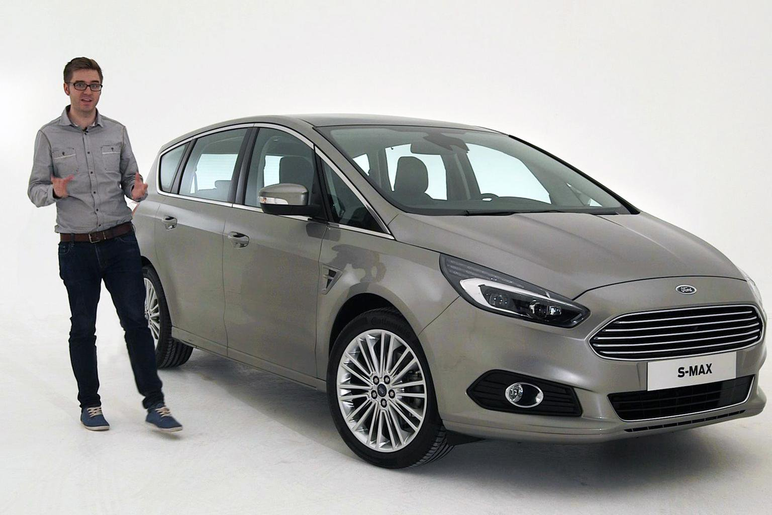 2015 Ford S-Max - specs, pricing and on-sale date