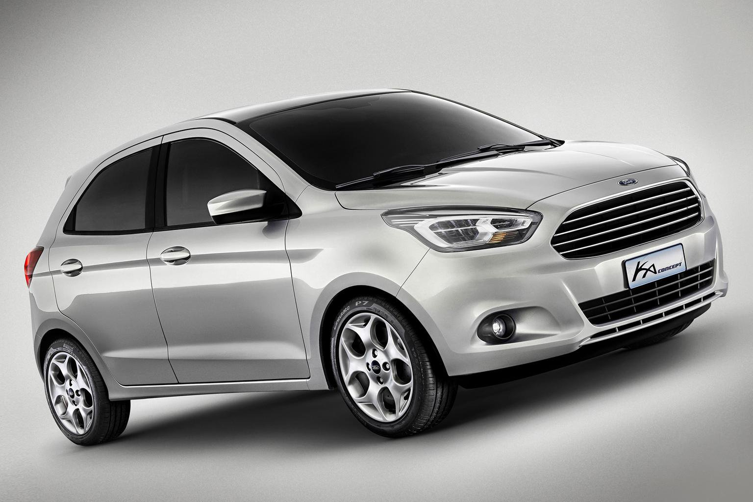 All-new Ford Ka coming in 2015