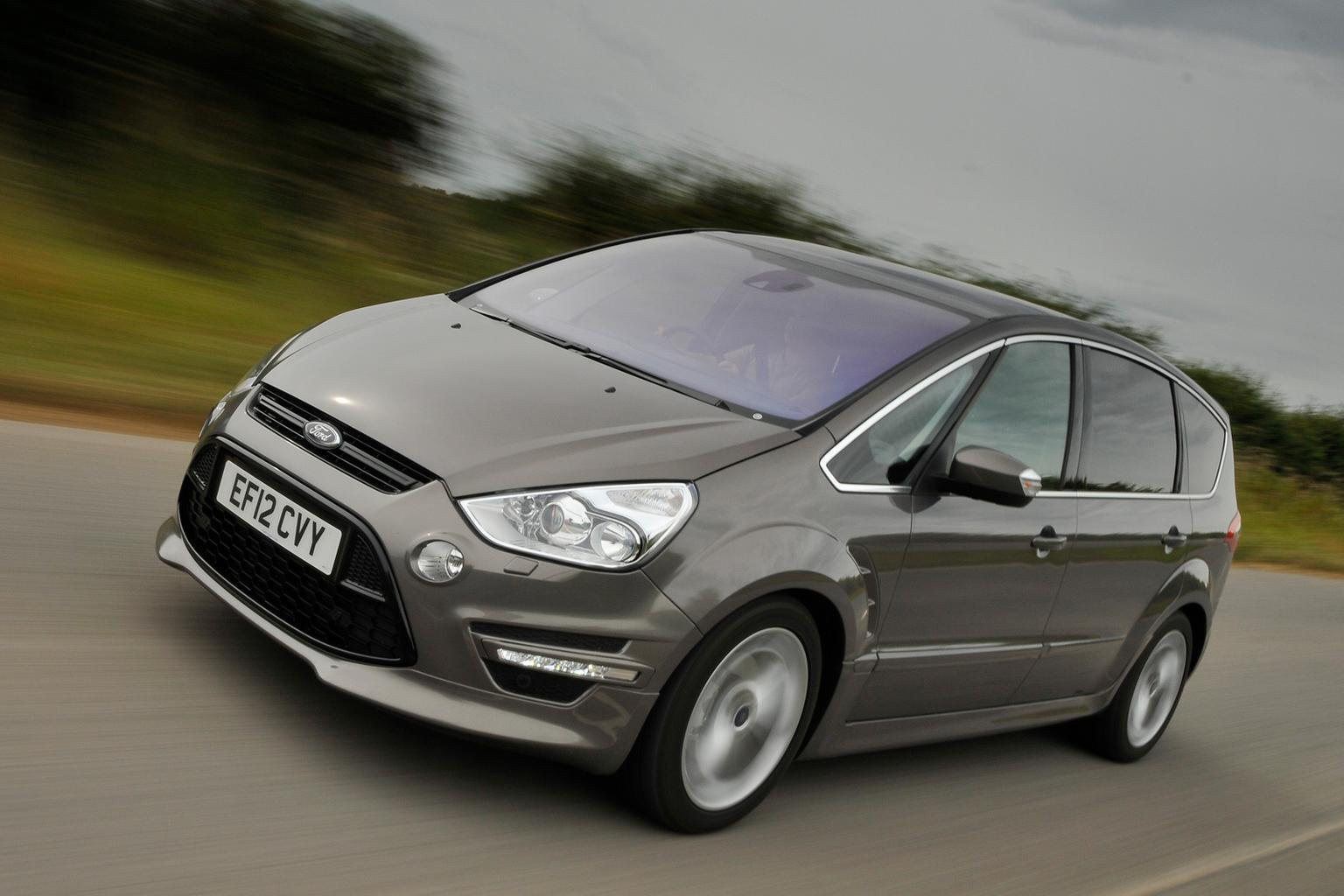 Deal of the day: Ford S-Max