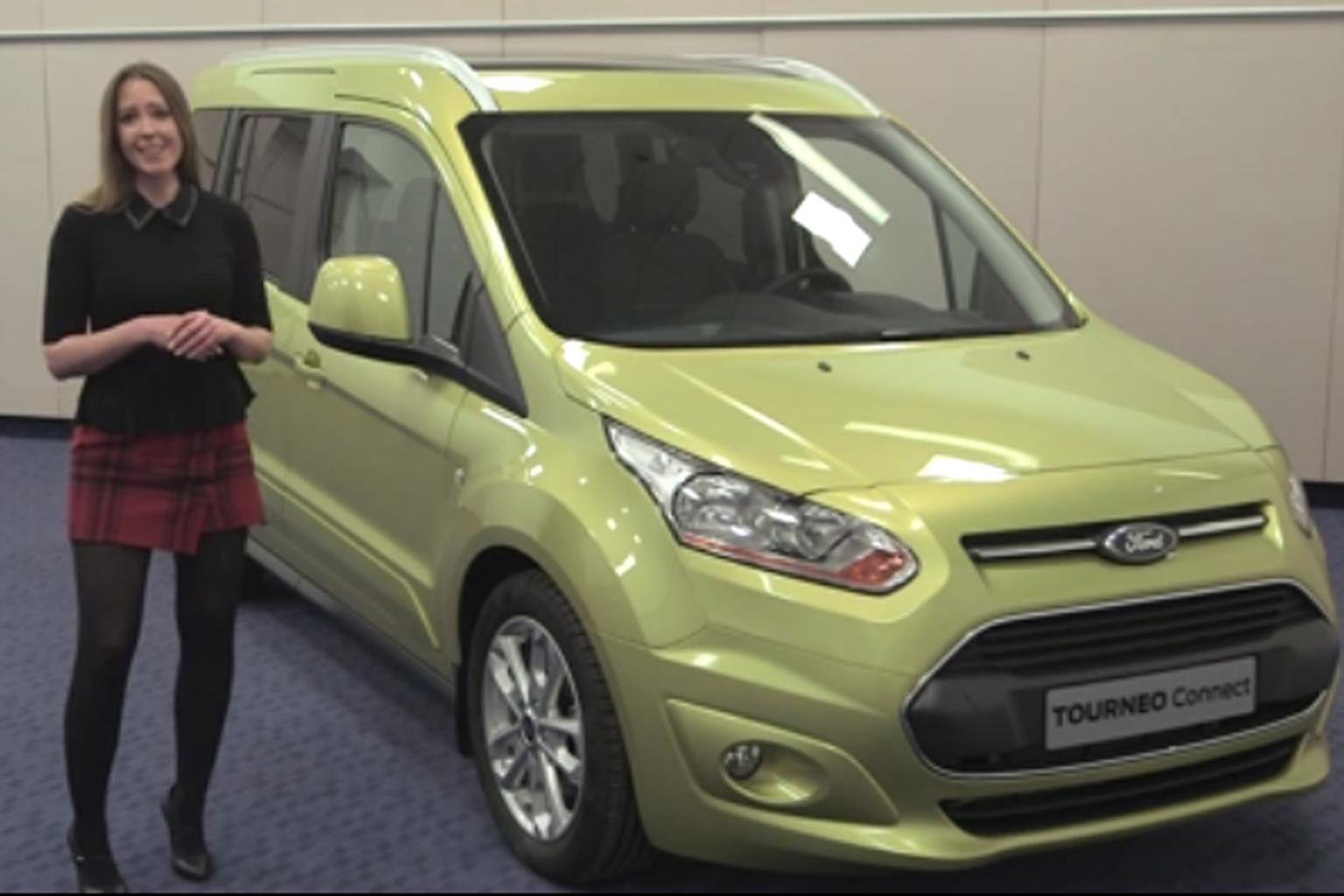 Readers review the Ford Tourneo Connect
