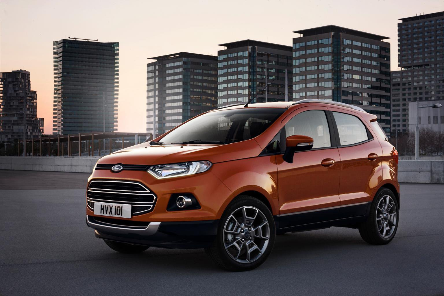 Deal of the day: Ford Ecosport
