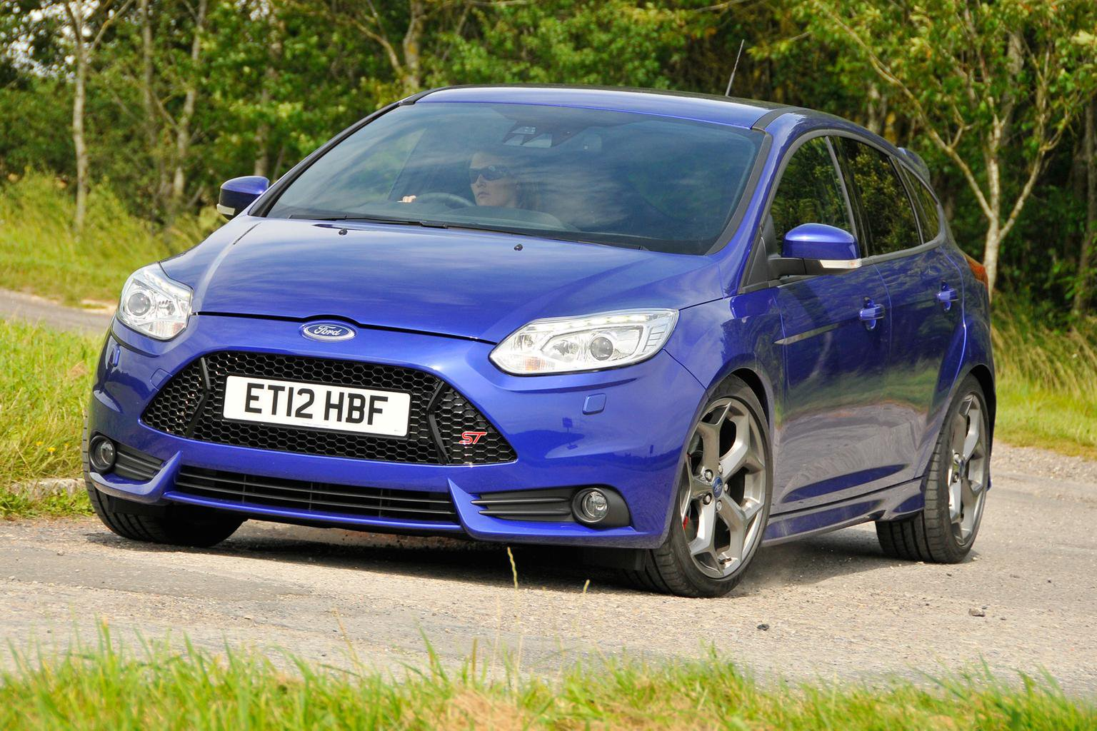 Save loads on the Ford Focus ST