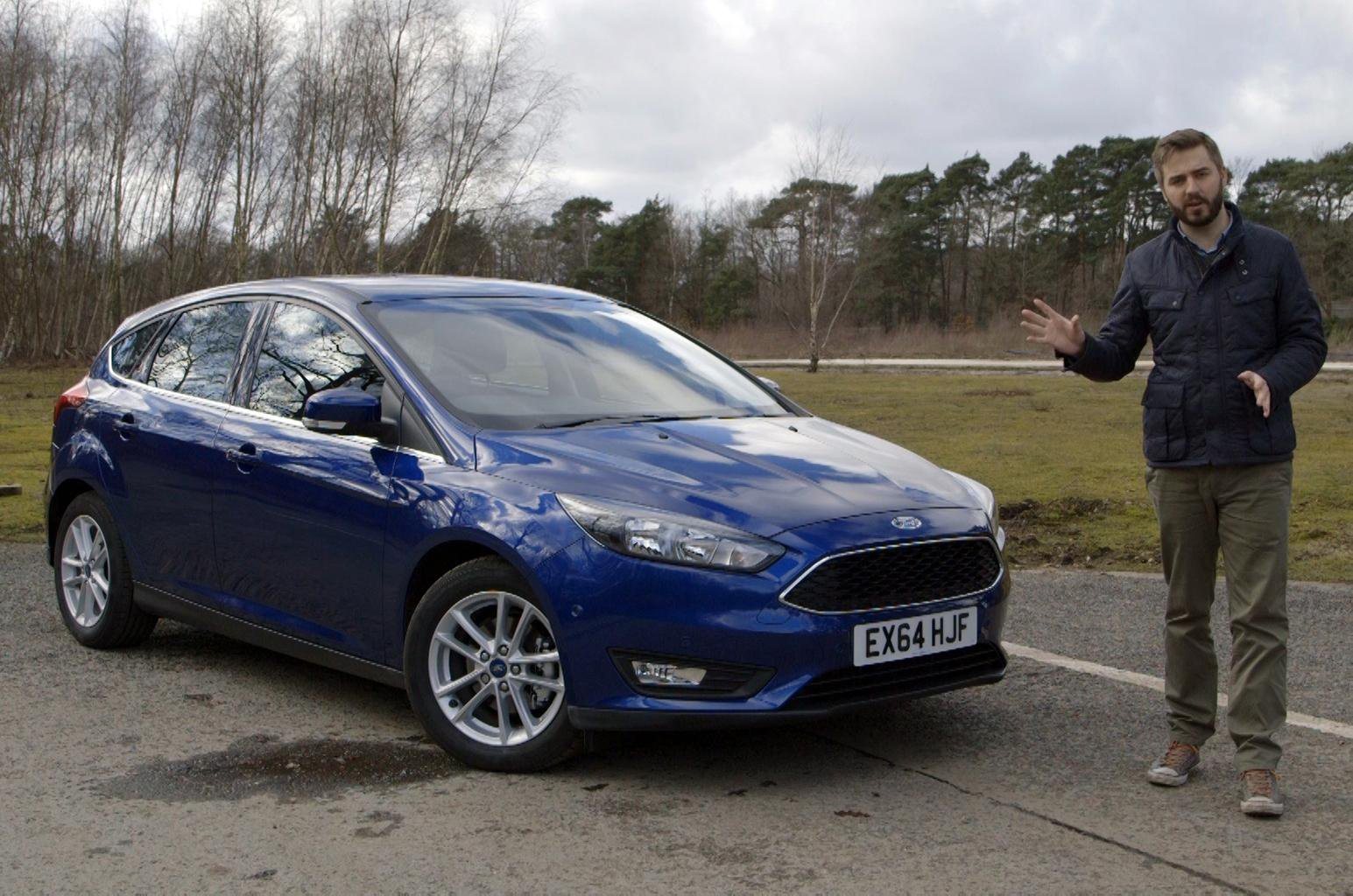 2015 Ford Focus video review