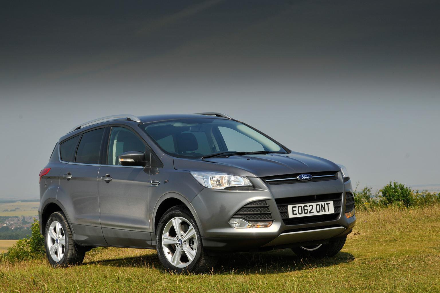 2013 Ford Kuga video review