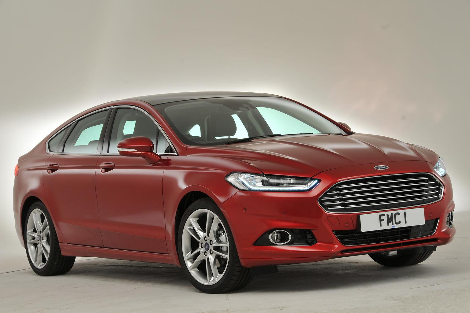 All-new 2015 Ford Mondeo - the full story