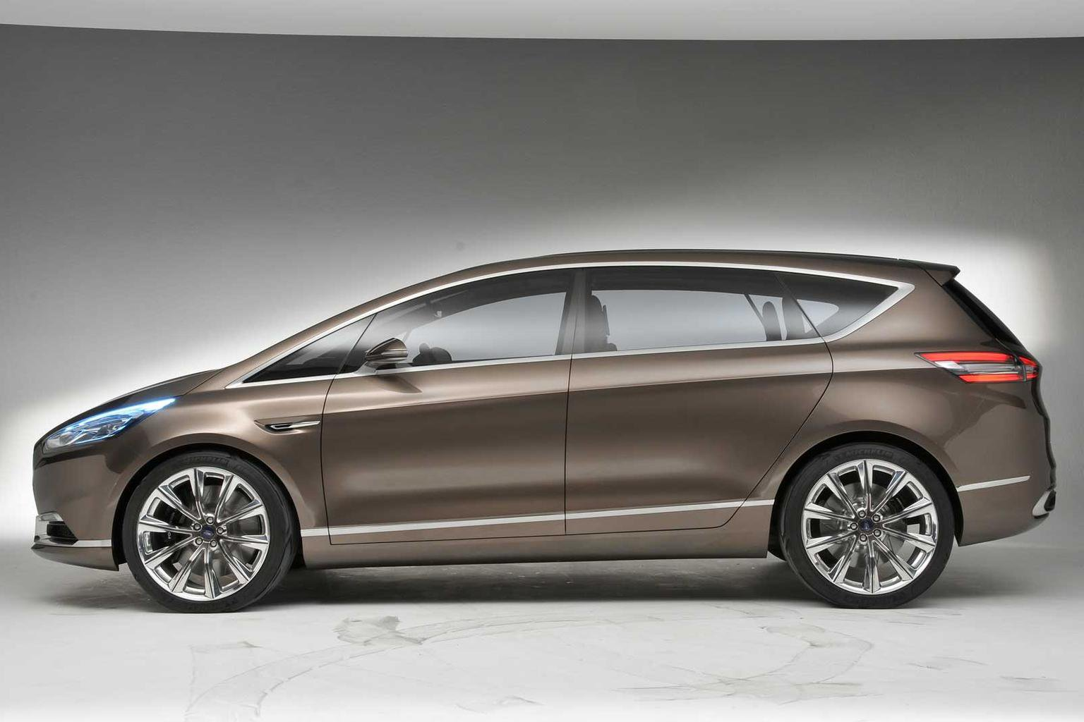 2014 Ford S-Max revealed