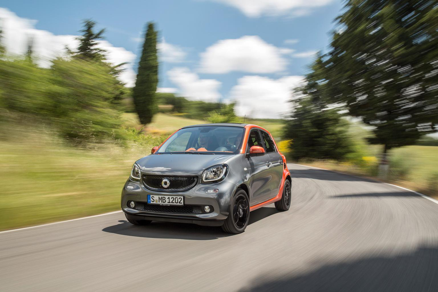 2015 Smart Forfour - specs, prices and on-sale date