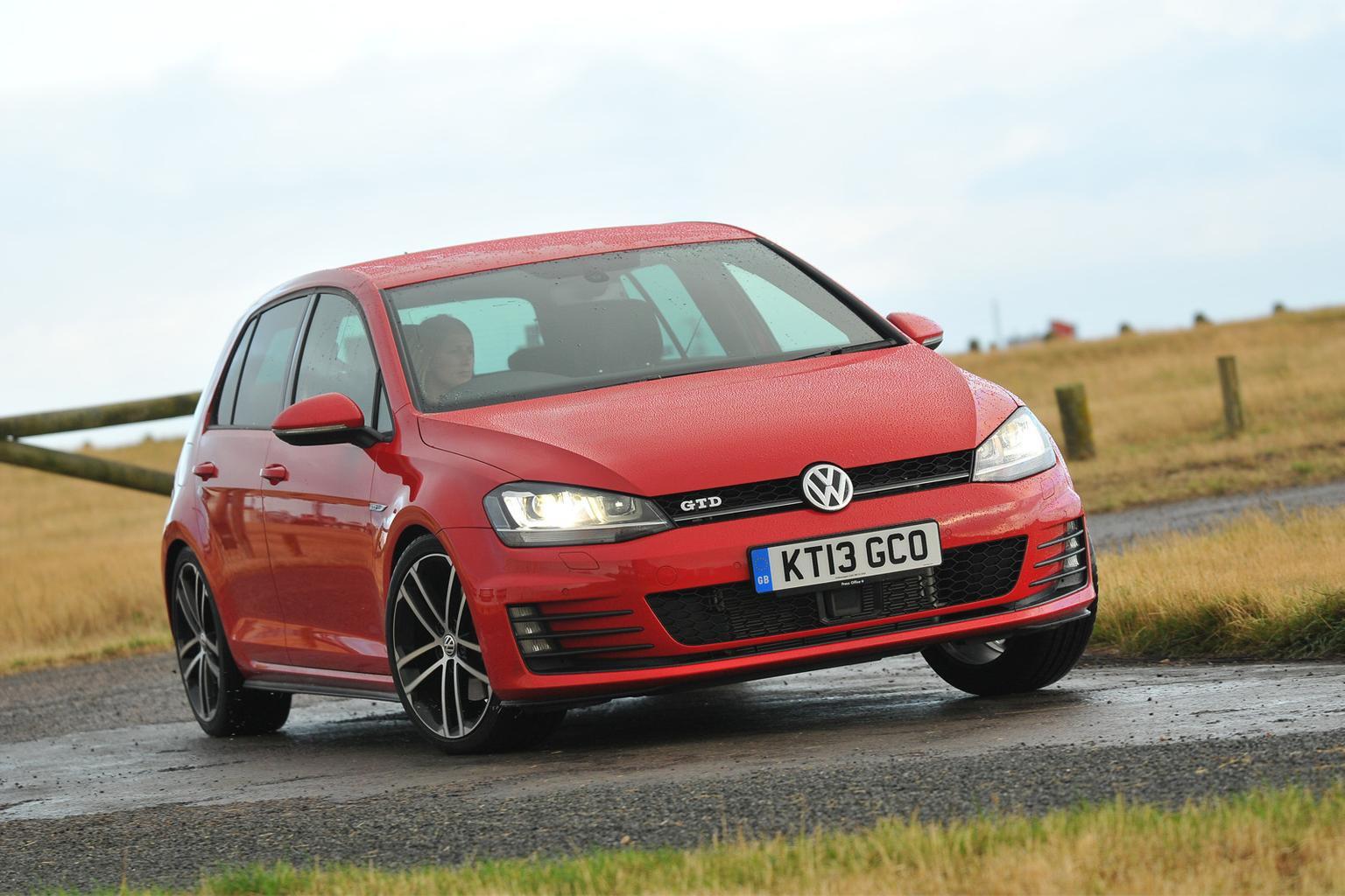 2013 VW Golf GTD review