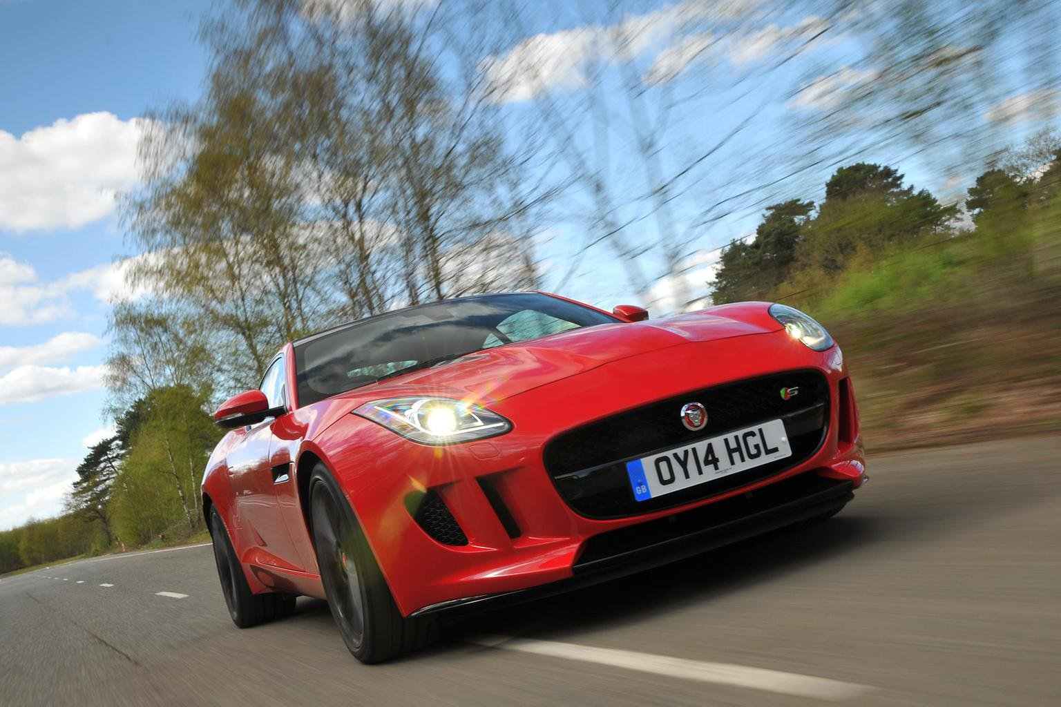 2014 Jaguar F-type Coupe review