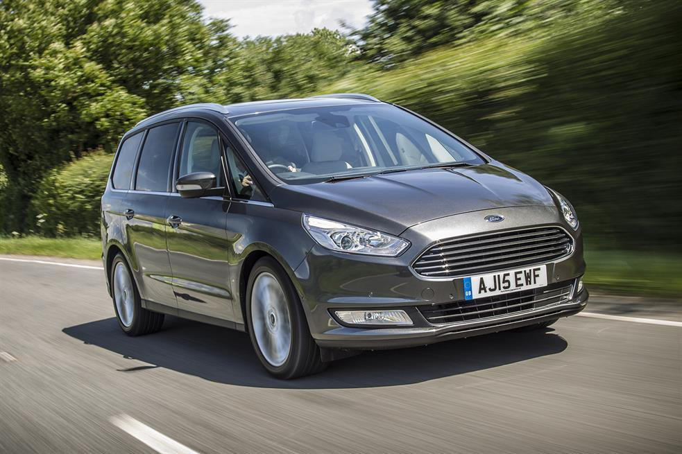 2015 Ford Galaxy 2.0 TDCi 180 review