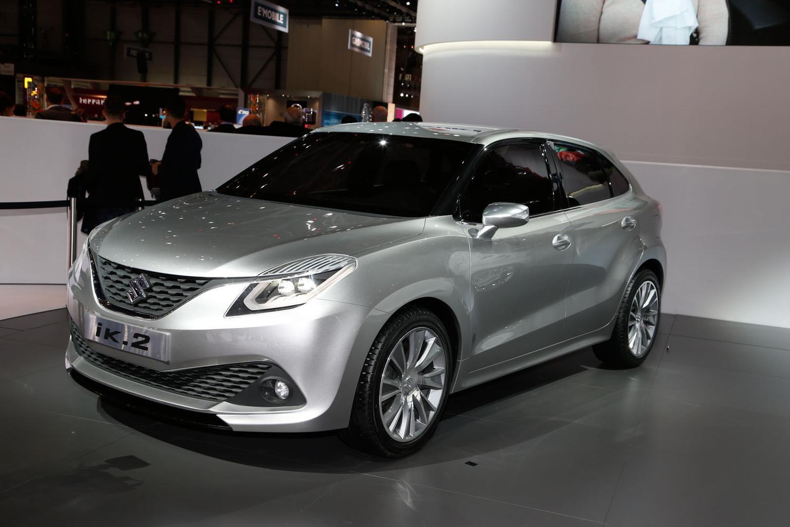 Suzuki iK-2 concept previews new supermini
