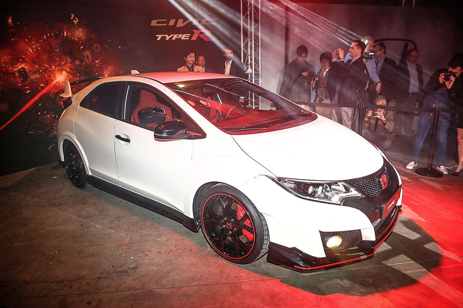 2015 Honda Civic Type R - pictures, specification and on-sale details