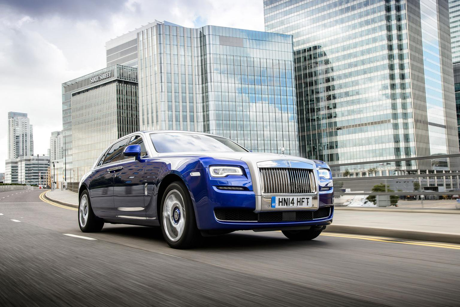 2014 Rolls-Royce Ghost Series II review