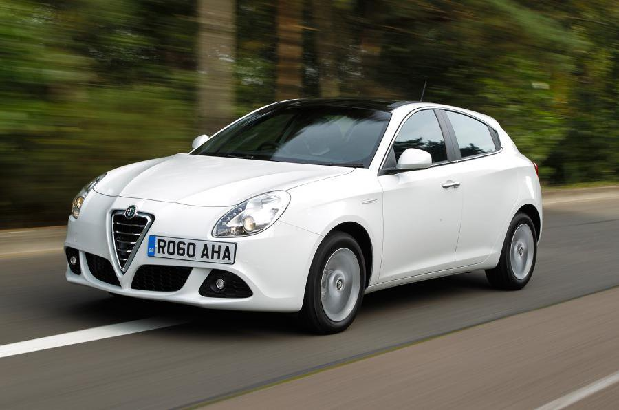 Deal of the Day: Alfa Romeo Giulietta