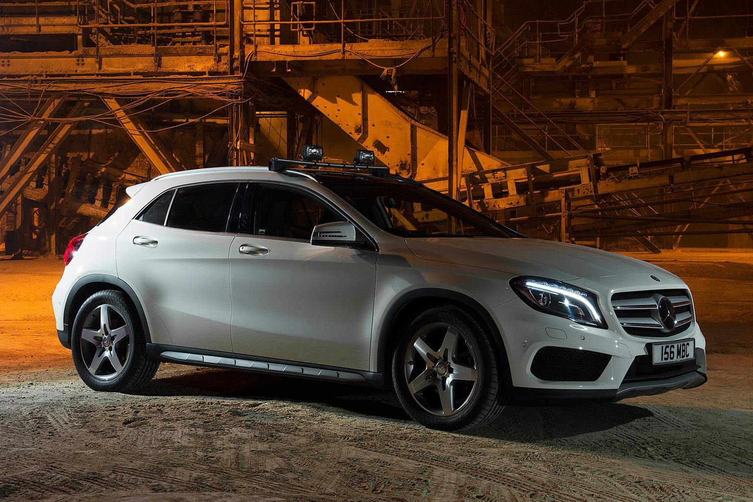 2014 Mercedes GLA review